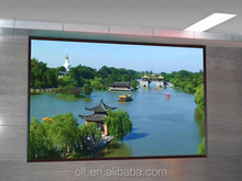 New product 500*1000 die-casting full color for rental small screen indoor p4.81led display