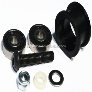 Delrin Smooth Idler Pulley Kit For 3D Printer