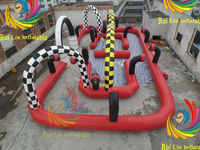 attractive game large size kids toy cars race track