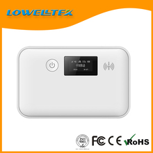2.4GHz/5GHz Support Wireless WiFi Router with built in power bank
