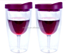 STWADD NEW design hot selling outdoor wine glasses