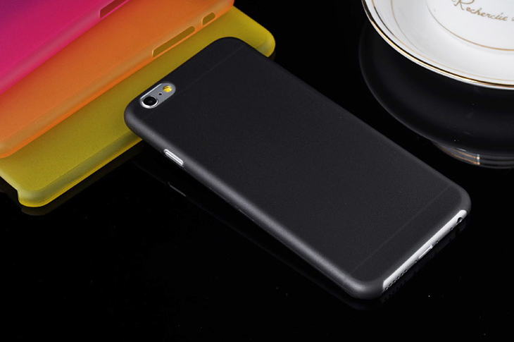 Top 1 Sale In Stock 0.3mm Cheap Matte Ultra Thin For iPhone 6 Case