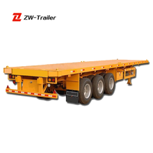Three way tipping 8t flatbed semi trailer refrigeration unit for truck and trailer cargo trailer covers
