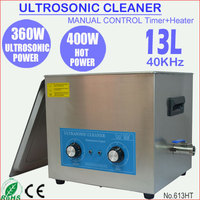 613HT 13L/15L Sonic Wave Cleaning Ultrasonic Water Bath Cleaner