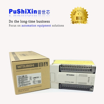 hot sell mitsubishi plc module a0j2e28dt fx3u-32bl with hot price