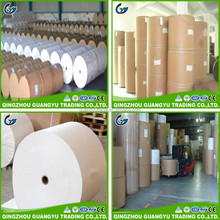 Pure wood pulp brown kraft paper roll for air conditioner cooling pad