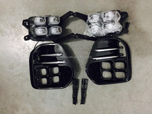 Our factory have full parts for Kia KX5( new sportage) LED daytime running lights For kia kx5