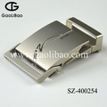 Gaolibao 2015 hot selling wholesale 40mm zinc alloy army buckle for man SZ-400254