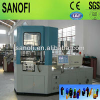 2013 New Design Plastic bottle extrusion blowing machine