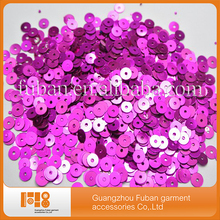 round loose sequins Paillette sewing Wedding craft sequin
