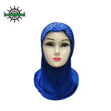 Factory wholesale long fashion women muslim jersey hijab scarf
