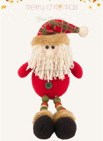 DecorationSanta Clause Christmas Decoration Plush Toys & christmas plush toys Top christmas toys for kids TF23