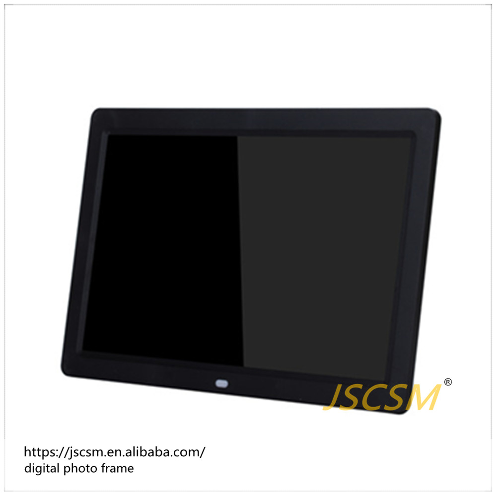 12 inch 1280*800 IPS screen digital photo frame