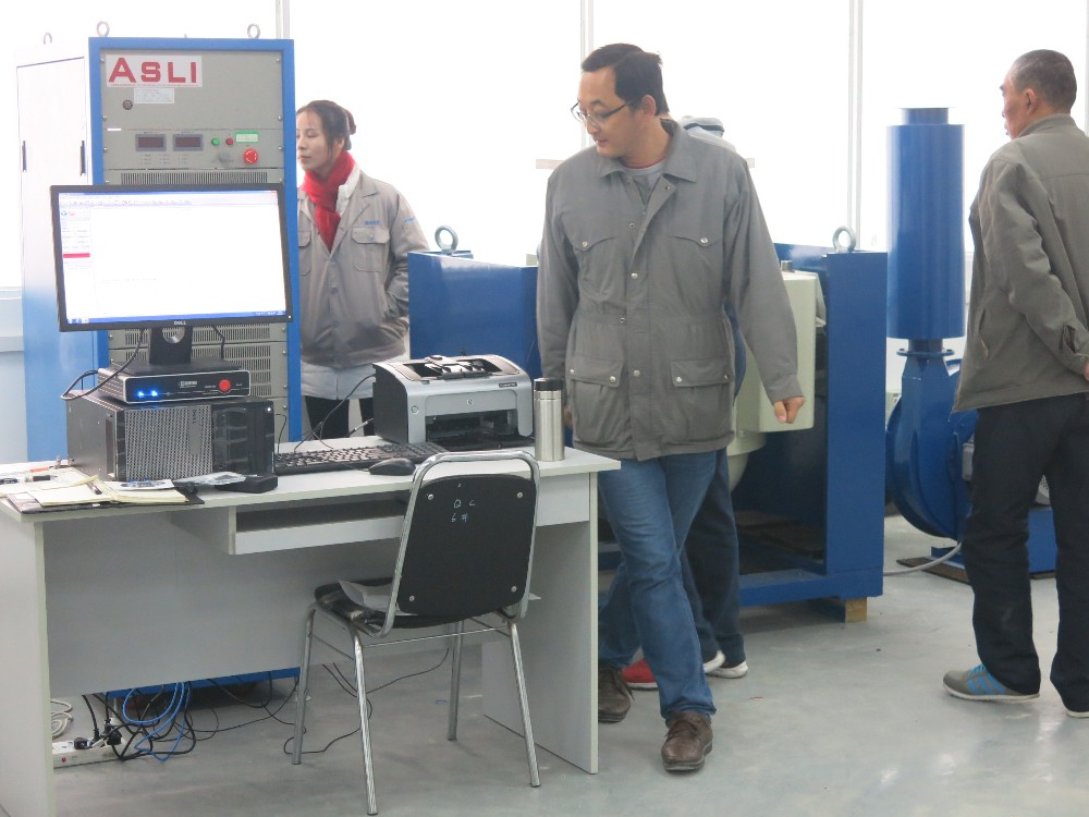Air Cooled Electrodynamic Vibration Testing Shaker