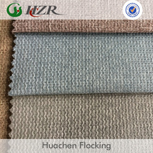 280cm Width Woven Linen Look 3 Pass Coated Blackout Fabric from Hangzhou