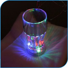 2015 Promotional Nightclub Decoration Factory Best Plastic Led Cup Glowing Cup For Party