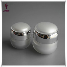 Empty Luxury 30ml 50ml fancy cream jar cosmetics