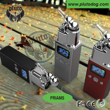 2017 Pluto priams herbal vaporizer electronic cigarette wholesale
