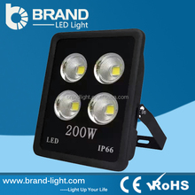 High Power High Luminous Flux Photocell Sensor Flood Light, LED Flood Light With Photocell Sensor