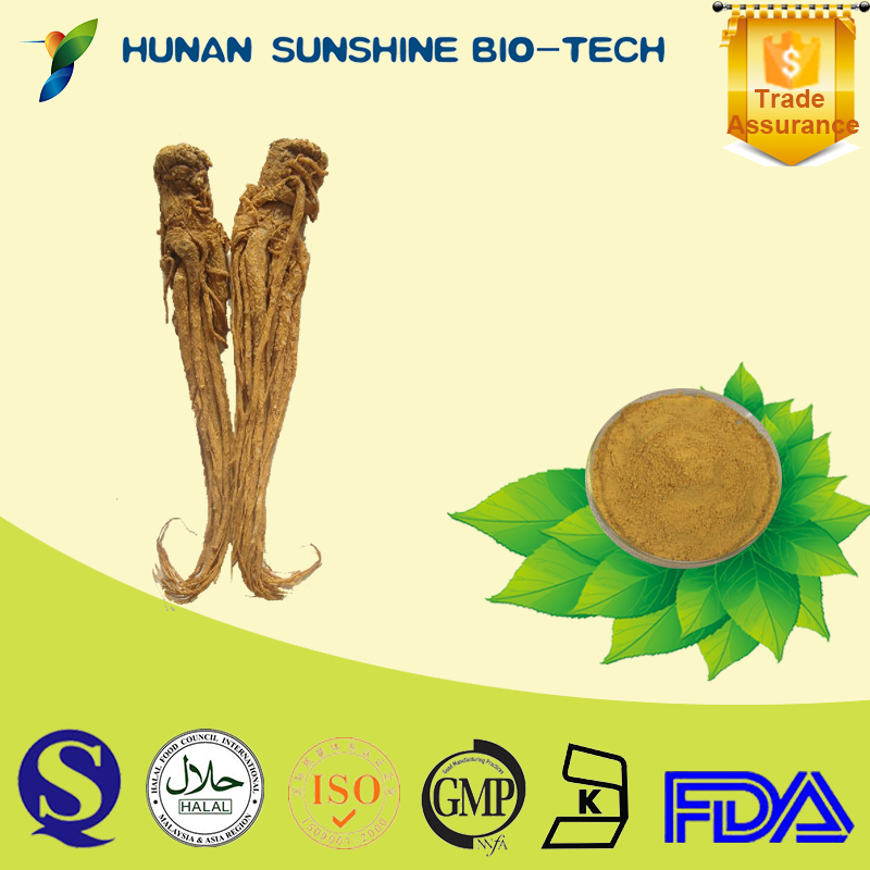 Top Quality Natural Angelica Herbal Extract 100% Pass 80 Mesh Brown Fine Powder Dong Quai Extrat (1% ligustilide)