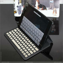 Bluetooth Keyboard with Leather Case for iPad Mini P-iPDMINIBTHKB013