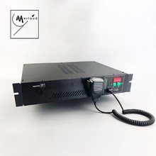IP Amplifier With Intercom And Microphone Function