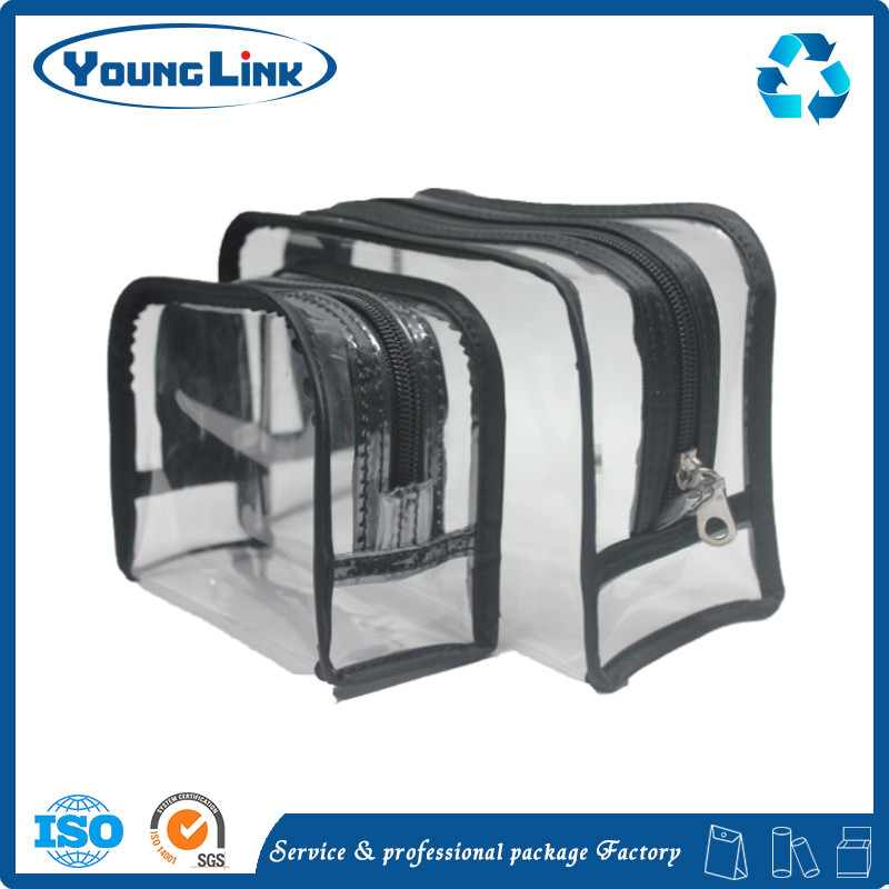 Cheap handmade stand up pouches zip window plastic bag
