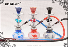 Yiwu Factory cheap hookah 1 hose Animal Camel pattem Mini hookah