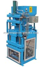 SY1-10 hand operated brick making press
