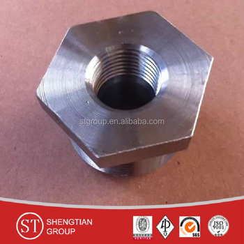 Carbon steel ASME B 16.11 A105 HEX PLUG(3000#,6000#,9000#)