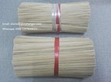 High Quality 1.2/1.3mm Dia Natural Round Bamboo Sticks for Making Incense