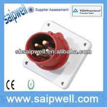 4-PIN INDUSTRIAL POWER PLUG