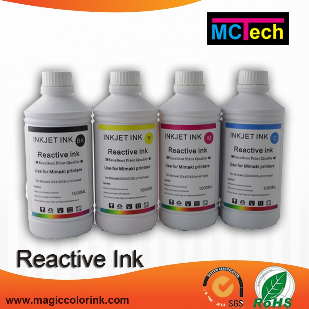 Sublimation/Pigment/Reactive Ink for Konica with Best Quality