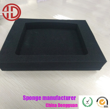 Custom cut out polyurethane foam sponge material protective packaging foam insert