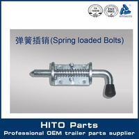 Fastening Bolt Latch, Toggle Hook for Draws Fast Pin