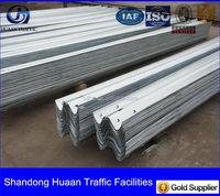Galvanized steel i-beam prices for road traffic barrier used
