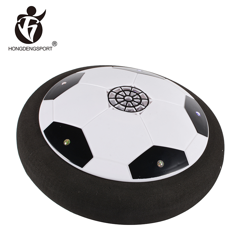 sport games air suspension soccer electronic hover <strong>football</strong> with LED flashing