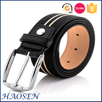 Hot Sale Promotions Gifts Pu/Canvas Fancy Waist Belt