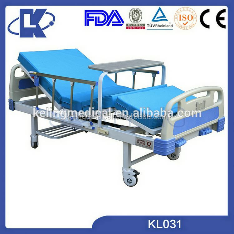 new two crank hospital bed manual crank bed folding medical beds