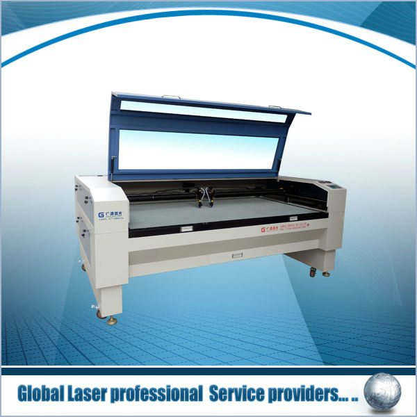 reci laser tube GY-1280B cloth,fabric,textile,leather,paper,carton,acrylic,wood,plywood,MDF,PVC