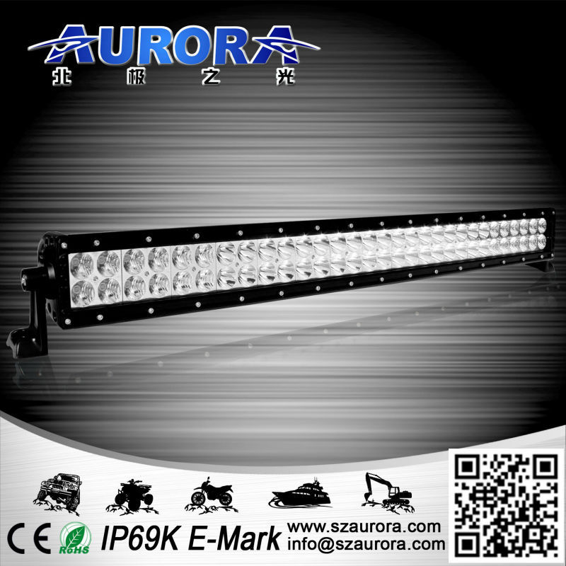 diverse beam waterproof IP69K,IP68 30inch double row led light bar xxl power life