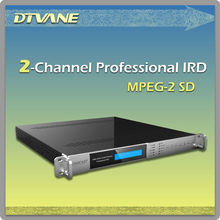 DMB-9060(4-CH) Multi-channel digital satellite receiver decoder with BISS and CI