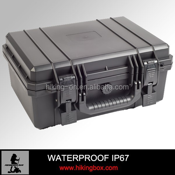 Hard Luggage Plastic Rolling Tool Box IP67