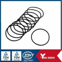 General used AS568 rubber o ring with oil resistant and dynamic sealing