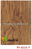 Household Plastic Wood Floor Covering