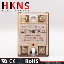 Solid state relay ssr 24~480VAC 40A crydom TUV UL ROHS CE