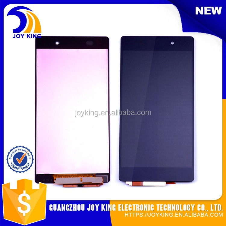 [JoyKing] china wholesaler for sony Z2 lcd screen touch digitizer, for sony z2 display lcd