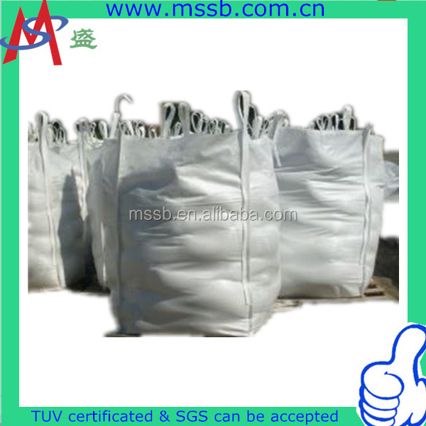100% raw material jumbo big bag 1 ton 1.5 ton