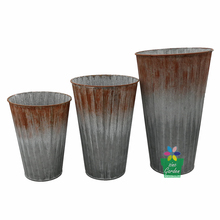 Hot products tall decorative flower pots vintage european style metal flower vases for flower arrangements