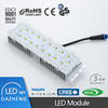 OEM high driver 40W led street light module with good waterproof performance